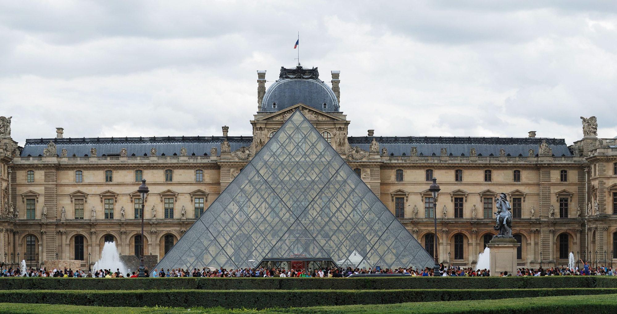 La Pyramide de Pei